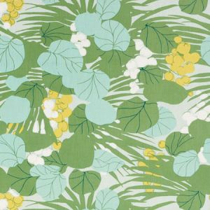 178630 SEA GRAPES Palm Schumacher Fabric