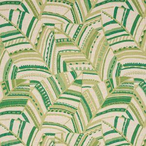 178650 DECO LEAVES Palm Schumacher Fabric