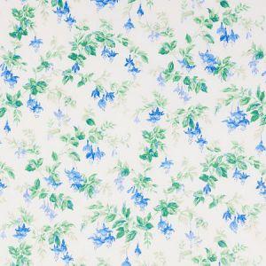 178680 GARDEN GATE CHINTZ Cobalt Schumacher Fabric