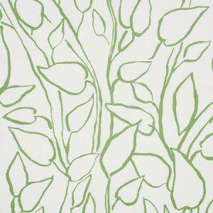 178701 SOLANDRA VINE Leaf Schumacher Fabric