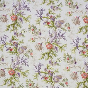 178762 DEL TESORO Purple Coral Schumacher Fabric
