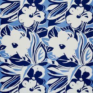 178862 STEVIE Blue Schumacher Fabric