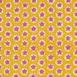 179221 TUK TUK Yellow Schumacher Fabric