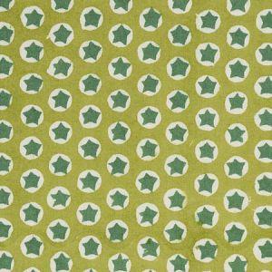 179223 TUK TUK Green Schumacher Fabric