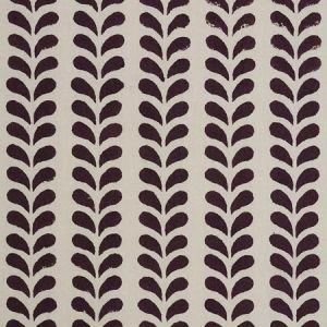 179272 BINDI Aubergine Schumacher Fabric
