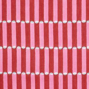 179280 LUNA Pink Red Schumacher Fabric