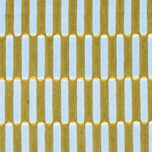 179282 LUNA Khaki Schumacher Fabric