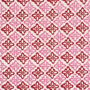 179300 PATTEE Pink Schumacher Fabric