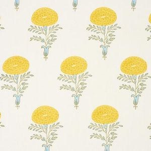 179320 MARIGOLD Yellow Schumacher Fabric