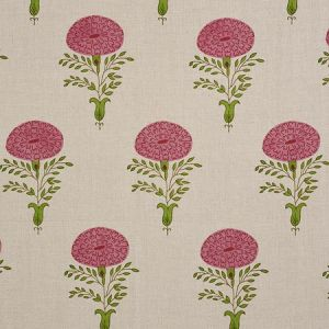 179321 MARIGOLD Pink Schumacher Fabric