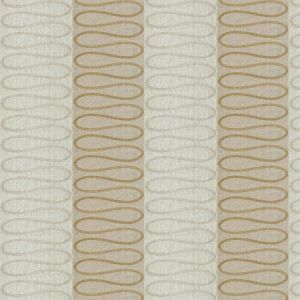 ZIP WAVE Bronze Shimmer Stroheim Fabric