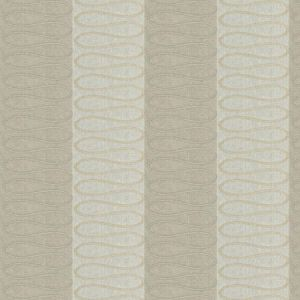 ZIP WAVE Linen Stroheim Fabric
