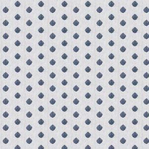 FERNIE Navy Stroheim Fabric