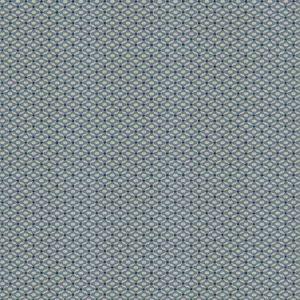 CHANDERI Bluebell Stroheim Fabric