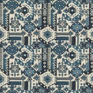 YAVAPAI Blue Pyrite S. Harris Fabric