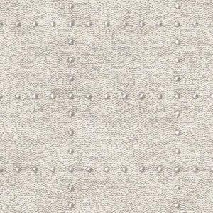 2922-25371 Goldberg Hammered Metal Ivory Brewster Wallpaper