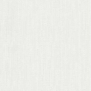 2945-2765 Greek Key Silver Brewster Wallpaper