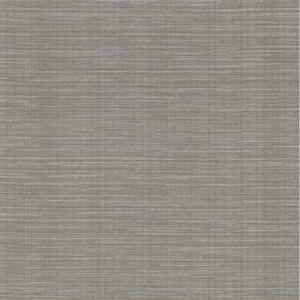 2945-2778 Bay Ridge Faux Grasscloth Dark Grey Brewster Wallpaper