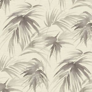 2964-87411 Darlana Grasscloth Pewter Brewster Wallpaper