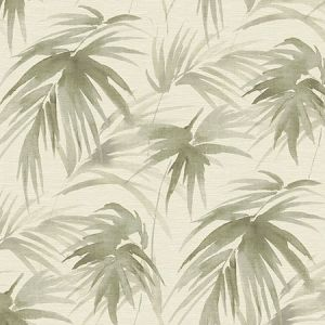 2964-87412 Darlana Grasscloth Sage Brewster Wallpaper