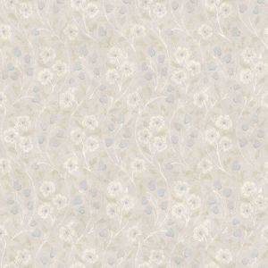 3119-13055 Patsy Floral Grey Brewster Wallpaper