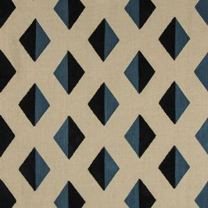 35389-516 BARROCO BOUCLE Denim Kravet Fabric