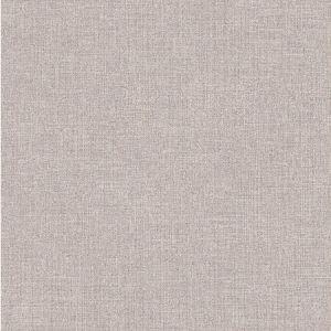 395841 Tweed Faux Fabric Grey Brewster Wallpaper