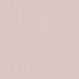 395842 Tweed Faux Fabric Pink Brewster Wallpaper