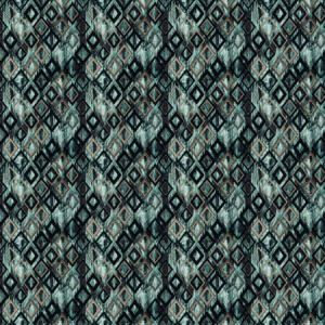 ROYALE DIAMOND Emerald Stroheim Fabric