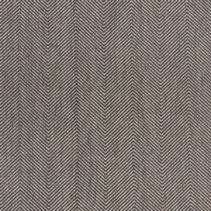 5010232 HERRINGBONE PAPERWEAVE Black Schumacher Wallpaper