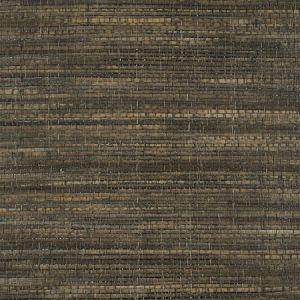 5010261 PALM WEAVE Bark Schumacher Wallpaper