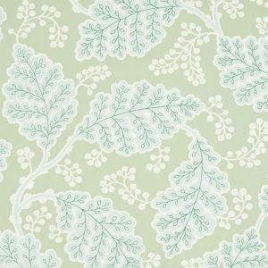 5010392 ESTELLE Green Schumacher Wallpaper