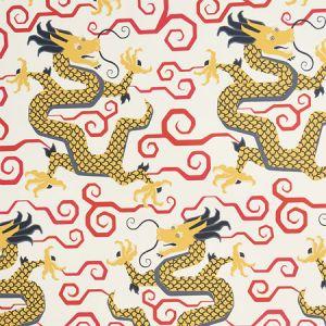 5010732 BIXI Gold Schumacher Wallpaper