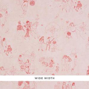 5011082 TOILE DE FEMMES Poppy Schumacher Wallpaper
