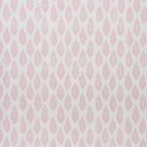 5011151 LEAF PINK Schumacher Wallpaper