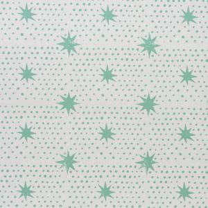 5011171 SPOT & STAR SEAGLASS Schumacher Wallpaper