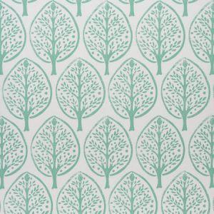 5011180 TREE SEAGLASS Schumacher Wallpaper