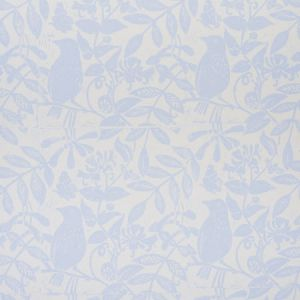 5011190 BIRD & BEE SKY Schumacher Wallpaper
