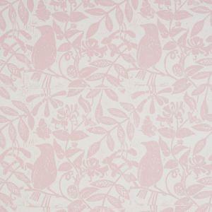 5011191 BIRD & BEE PINK Schumacher Wallpaper