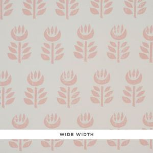 5011330 ROSENBORG PINK Schumacher Wallpaper