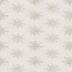 SUNSTAR METALLIC Platinum Fabricut Fabric