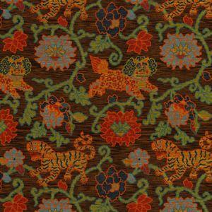 62680 KHOTAN WEAVE Sable Schumacher Fabric