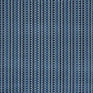 66913 DOWNTOWN VELVET Indigo Schumacher Fabric