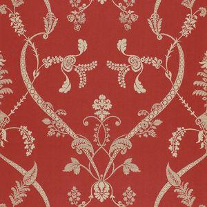 68622 PARC MONCEAU Grenadine Schumacher Fabric