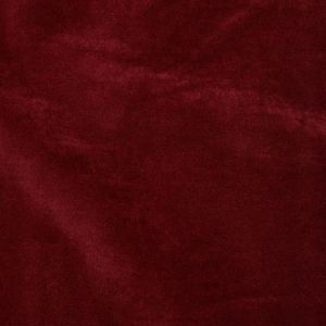 70507 ROCKY PERFORMANCE VELVET Red Ochre Schumacher Fabric