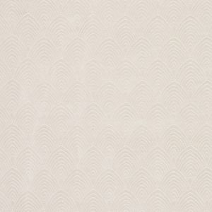 71730 ARCHIVAL BROCATELLE Platinum Schumacher Fabric