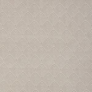 71732 ARCHIVAL BROCATELLE Argent Schumacher Fabric