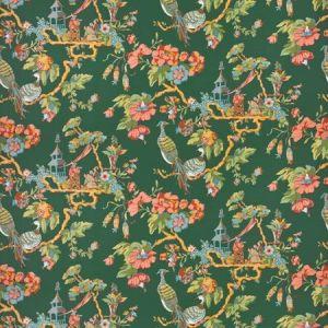 ORIENTAL SAGE Stout Fabric