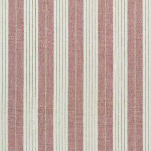 72604 HORST STRIPE Rose Schumacher Fabric