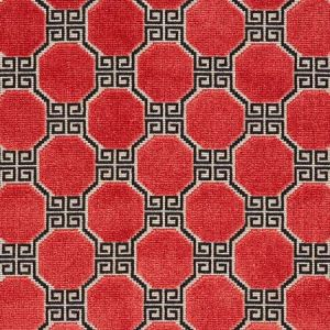 72796 OCTAVIA VELVET Ruby Schumacher Fabric